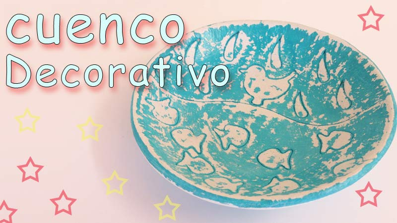 cuenco decorativo